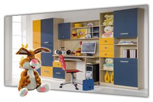Детская модульная мебель в интернет-магазине в СПб. У нас можно недорого купить модульную мебель для детской комнаты, для детей, для двоих детей. Каталог - цены, фото, прайс лист. Продажа и заказ в Санкт Петербурге. Стоимость доставки, сборка. Мебельная Симфония.