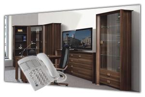 Наборы офисной мебели купить в интернет-магазине в СПб. Модульная мебель для офиса, модульные системы для кабинета. Каталог - цены, фото, прайс лист. Продажа и заказ в Санкт Петербурге. Стоимость доставки, сборка. Мебельная Симфония.