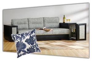 Диван-кровать в интернет-магазине в СПб. У нас можно купить диван кровать недорого. Диваны еврокнижка со спальным местом, каталог - цены, фото, прайс лист. Продажа и заказ в Санкт Петербурге. Стоимость доставки, сборка мебели. Мебельная Симфония.