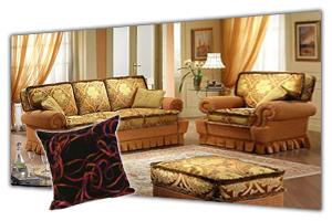 Наборы мягкой мебели в интернет-магазине в СПб. У нас можно купить комплект мягкой мебели недорого. Гарнитуры мягкой мебели, каталог - цены, фото, прайс лист. Продажа и заказ в Санкт Петербурге. Стоимость доставки, сборка. Мебельная Симфония.