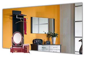 Зеркала в прихожую в интернет-магазине в СПб. У нас можно недорого купить большое зеркало в прихожую настенное навесное. Зеркала в коридор, каталог - цены, фото, прайс лист. Продажа и заказ в Санкт Петербурге. Стоимость мебели. Мебельная Симфония.