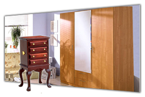 Шкафы 3-х дверные - трехстворчатые в интернет-магазине в СПб. У нас можно недорого купить трехдверный шкаф. Каталог - цены, фото, прайс лист. Продажа и заказ в Санкт Петербурге. Стоимость доставки, сборка мебели. Мебельная Симфония.