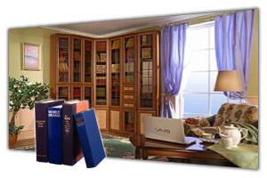 Шкафы для книг в интернет-магазине в СПб. У нас можно недорого купить книжный шкаф со стеклом, стеллаж. Шкафы для домашней библиотеки, каталог - цены, фото, прайс лист. Продажа и заказ в Санкт Петербурге. Стоимость доставки, сборка мебели. Мебельная Симфония.