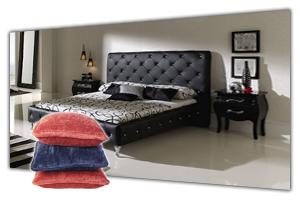 2-х спальные кровати с ящиками и без 160х200 см. в интернет-магазине в СПб. У нас можно купить кровать двуспальную недорого, размер 160 200. Каталог - цены, фото, прайс лист. Продажа и заказ в Санкт Петербурге. Стоимость доставки, сборка мебели. Мебельная Симфония.