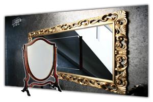 Зеркала для спален в интернет-магазине в СПб. У нас можно недорого купить зеркало настенное, навесное. Большое зеркало на стену в спальню, каталог - цены, фото, прайс лист. Продажа и заказ в Санкт Петербурге. Стоимость мебели. Мебельная Симфония.