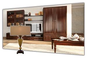 модульная мебель для гостиной из массива дерева гавана фран купить в