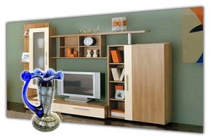 Стенки для гостиной в интернет-магазине в СПб. У нас можно купить стенку горку недорого в гостиную. Угловые и модульные стенки для гостиных, каталог - цены и фото. Продажа и заказ в Санкт Петербурге. Стоимость сборки мебели. Мебельная Симфония.