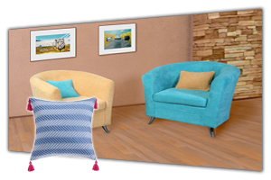 Кресла мягкие в интернет-магазине в СПб. У нас можно недорого купить кресло удобное для отдыха, домашнее эконом. Мягкая мебель кресла, каталог - цены фото прайс лист. Продажа и заказ в Санкт Петербурге. Стоимость доставки, сборка. Мебельная Симфония.