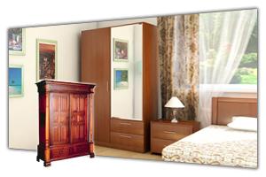 Шкафы 2-х дверные - двухстворчатые в интернет-магазине в СПб. У нас можно недорого купить шкаф двустворчатый - двухдверный. Каталог - цены, фото, прайс лист. Продажа и заказ в Санкт Петербурге. Стоимость доставки, сборка мебели. Мебельная Симфония.