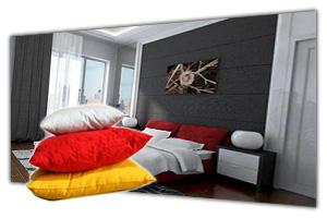 Мебель для спальни в интернет-магазине в СПб. У нас можно купить спальню недорого. Мебель для спальной комнаты, каталог - цены, фото, прайс лист. Продажа и заказ в Санкт Петербурге. Стоимость доставки, сборка. Мебельная Симфония.