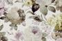 Диван Ручеек клик-клак массив обивка ткань Романтик 84