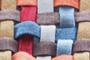 Диван Ручеек клик-клак массив обивка ткань Tissage 02